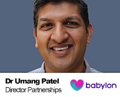 Umang Patel - BABYLON HEALTHCARE