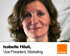 Isabelle Hilali - Vice President, Strategy & Marketing , ORANGE HEALTHCARE