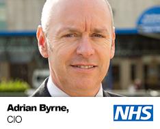 Adrian Byrne NHS