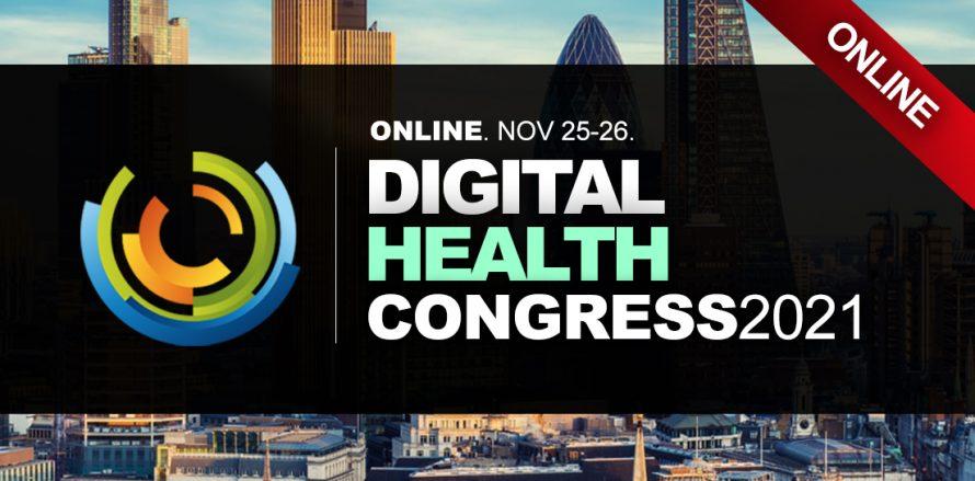 Digital Health Conference - Digital Health World Congress - Healthtech MedTech